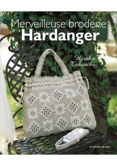 merveilleuse broderie hardanger takeushi editions de saxe - Editions de Saxe