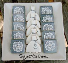 SugarBliss Cookies: Wedding