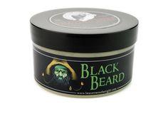Black Beard Shaving Soap