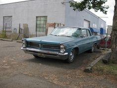 1963 Pontiac Strato Chief