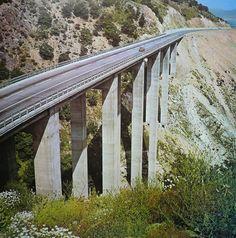 Klisura Viaduct, 1970's