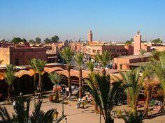 Lua de mel no Marrocos - Portal iCasei Casamentos