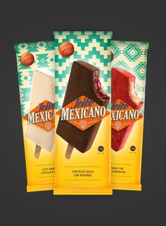 Ice-cream Package on Behance