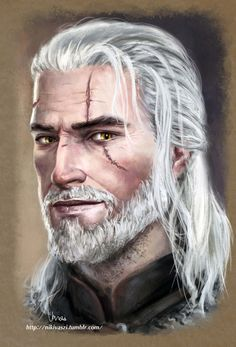 Geralt of Rivia Comission