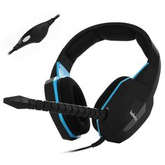 Gaming Headset PS4 Compatible With Xbox ONE Mobile Tablet - http://www.badashengshop.com/?product=941&lang=en