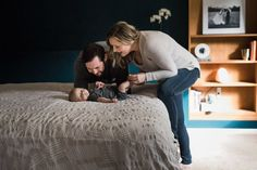 How to prepare your home for a newborn session by Seattle Photographer Chelsea Macor