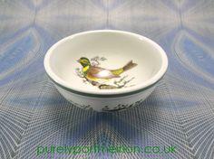 Portmeirion Birds Of Britain Vintage Fruit Salad Bowl
