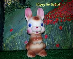 Hoppy the Rabbit