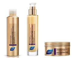 PHYTOKÉRATINE EXTRÊME Θα ερωτευτείτε τα μαλλιά σας! Χρυσή σειρά PHYTOKÉRATINE EXTRÊME για εξαιρετική αναγέννηση των μαλλιών με φυτική κερατίνη, βούτυρο σαπότης και έλαιο μπαομπάμπ.   Ανακαλύψτε το Σαμπουάν, τη Μάσκα και την Κρέμα PHYTOKÉRATINE EXTRÊME και απολαύστε εντατική θρέψη, μεταξένια απαλότητα και υπέροχη λάμψη όσο ποτέ άλλοτε και μόνο με τη δύναμη της Φύσης!  #PhytoKeratineExtreme #PhytoExperience Phyto Paris, Soap Dispenser, Shampoo, Hair Care, Personal Care, Bottle, Facebook, Beauty, Productivity