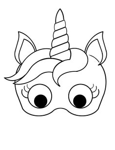 20 Printable Coloring Pages for Unicorns Printable Coloring Pages for Unicorns. 20 Printable Coloring Pages for Unicorns. Just Coloring Mardi Gras Mask Printable Coloring Pages Unicorn Mask, Unicorn Party, Coloring For Kids, Free Coloring, Printable Crafts, Printables, Animal Masks, Mask For Kids, Holiday Activities
