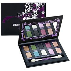 Eyeshadow Ammo Shadow Box - Again it's 12.00! I think the only reason why it's on sale is because they changed the packaging, but the colors are exactly the same. The new one has a skull on it rather then the revolver