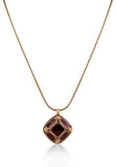 Golden Pendant Price: Rs 1040