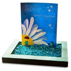 Glazen grafmonument Leyster - Glazen Grafmonumenten | Een persoonlijk grafmonument