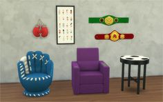 Man Caveunrestorpeace requested anything from TS3 Store Man Cave Compilation and I picked these items. I hope you like them.