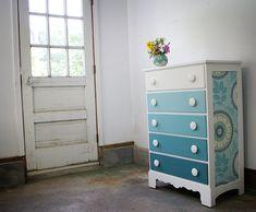 Astounding Color Gradation in Interior Design drawhome.com