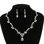 Attractive Copper Platinum Plated With Cubic ... – USD $ 58.09