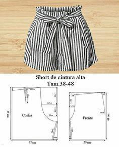 Como Fazer Short, Blue And Yellow Dress, Costura Fashion, Myanmar Dress Design, Fashion Sketchbook, Fashion Sewing, Designer Dresses, What To Wear, Barbie