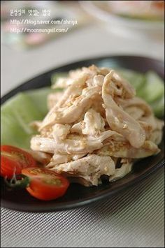 닭가슴살 요리~~~^^ 늘 맛없다고 생각하는 닭가슴살을 맛있게 먹는 방법은.... 그냥 먹지 말고 요리해서 먹...