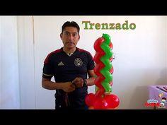 Balões..corrente de 260 - YouTube