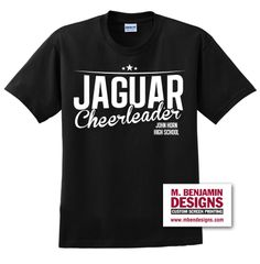 custom screen printed apparel jhhs cheerleading t shirts cheer cheerleader