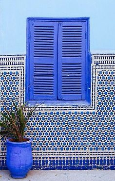 Blue Collection: the sites you see when traveling