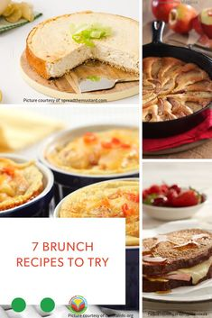 Don't wait in line! Make brunch at home, it's easy with these 7 brunch recipes to try. Oats Recipes, No Dairy Recipes, Fruit Recipes, Egg Recipes, Vegetarian Recipes, Bison Recipes, Turkey Recipes, Pork Recipes, Chicken Recipes