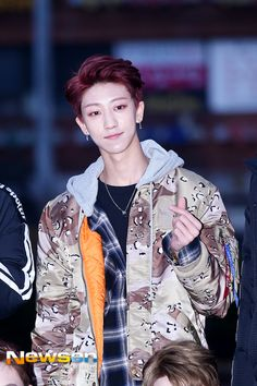 The8 ~ Minghao Performance team