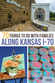 I'll bet you have no idea how amazing Kansas is! When I took a trip across visiting 16 towns along the way, I was blown away. Here are 70 things to do with your family when you make the same road trip. Kansas Day, Topeka Kansas, State Of Kansas, Kansas City Missouri, Kansas Attractions, Fort Riley Kansas, Salina Kansas, Road Trip To Colorado, Best Bbq