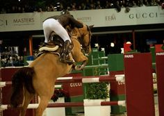 Jumping International of Paris. The Paris International Showjumping Competition (also known as the Gucci Masters) forms part of the Salon du Cheval at the Villepinte exhibition centre in Paris.