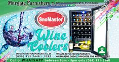 Our SnoMaster range of Free Standing Wine Chillers are specifically designed to cool, preserve & age wine. Wine Chillers, Preserve, Range, Cool Stuff, Kitchen, Free, Chow Chow, Cookers, Cooking