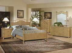 fine rattan bedroom furniture sets | complete bedroom set in rattan