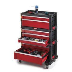 Keter 7 Drawer Modular Tool Storage System Keter http://www.amazon.com/dp/B00GQRCDA6/ref=cm_sw_r_pi_dp_O.ldub1XD15YS