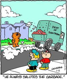 Heathcliff Cartoon for Jan/11/2014