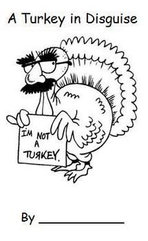 Thanksgiving is coming and our friend the turkey does not want to become dinner!  Kindergarten and first grade students can strengthen their emerge...
