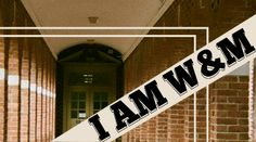 """The annual """"I am W"""" week at William & Mary promotes diversity on campus."""