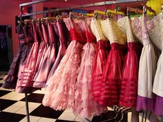 pink betsey johnson dresses