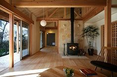 Gojo house 1 ...  these are made with all natural and renewable materials.  They are designed to 'breathe', with airflow all around the outer layer of house to keep it cool in summer and warm in winter.