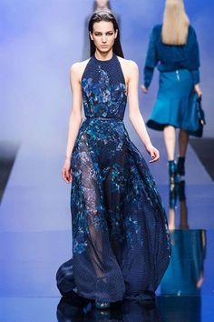 Elie Saab Fall 2013 #runway #fashionweek
