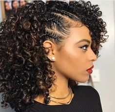 Black Hairstyles The Perfect Perm Rod Set For Thick Type 4 Hair  Blackhairomg