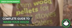 In this complete guide we will tell you all about pellet stoves: how they works, how to choose quality pellets and how much they cost. Wood Pellet Stoves, Green Environment, Wood Pellets, Advice, Warm, Tips, Counseling