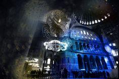 Hagia Sophia, Worship, Cathedral, Restoration, Mosaic, Stone, Rock, Mosaics, Batu