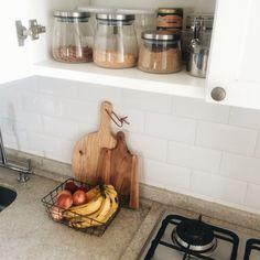 Cozinha Instagram @apartamento.33 @tudoorna