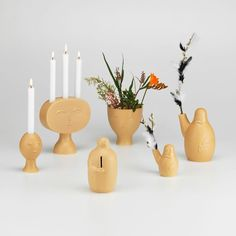 The Finnish-Japanese Friendship - Secrets of Finland Design Collection by COMPANY for Artek - Candleholders, Vases and Coin Collector Helsinki, Tea Trolley, Workshop Organization, Exhibition Space, Design Museum, Issey Miyake, Handicraft, The Secret, Candle Holders
