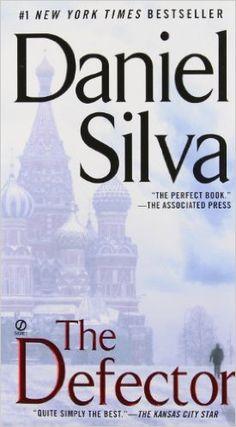 Amazon.com: The Defector (Gabriel Allon) (9780451230669): Daniel Silva: Books