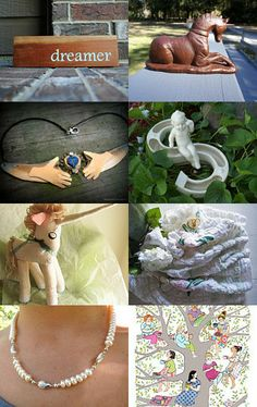 d r e a m e r  by SheilasBlessings on Etsy