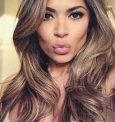 Marianna Hewitt #hair The perfect color