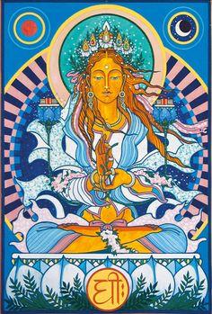 Изображения Будд и Бодхисаттв - Буддизм