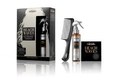 L'Oréal Professionnel Beach Waves At Home Pack.
