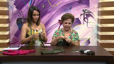 Mulher.com - 17/02/2016 - Meia asteca em tricô - Darci Aceto