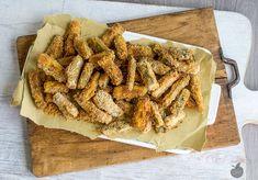 zucchine croccanti facili, veloci e davvero tanto golose! Sono perfette per gli aperitivi o gli antipasti! Totalmente vegan, impastellate e impanate, un
